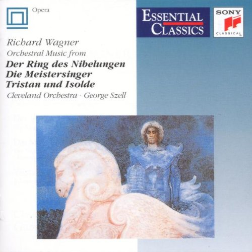 Wagner: Orchestral Music from Der Ring des Nibelungen / Die Meistersinger / Tristan und Isolde 1
